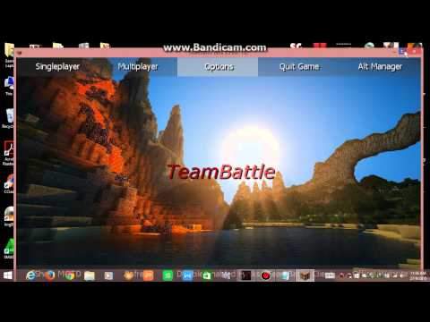 Download Hack Minecraft 1.8 Kill Aura,Fly and many -Work Multiplayer-