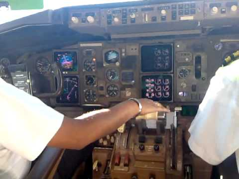 Bkk-Ktm Landing By Capt. Santosh Sharma.mp4