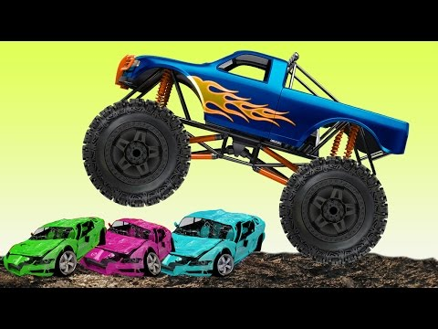 Xxx Mp4 Machines For Kids Monster Trucks Compilation 12 Minutes Of Freestyle 3gp Sex