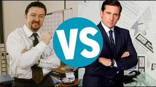 UK Office VS US Office