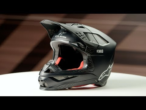 Alpinestars Supertech S-M8 Helmet Review