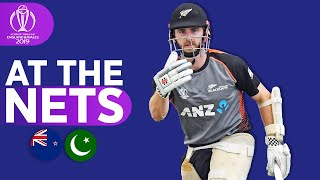 NZL vs PAK - At The Nets | ICC Cricket World Cup 2019