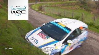 Junior WRC - Corsica linea - Tour de Corse 2018: EVENT HIGHLIGHTS
