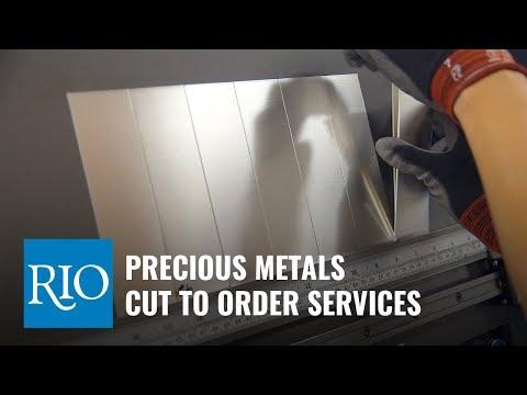 Rio Grande Precious Metals Service