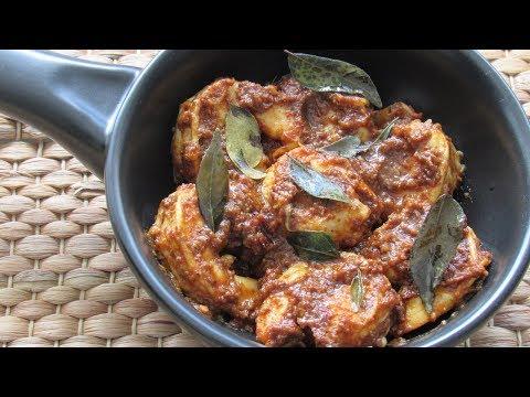 Prawn Ghee Roast | Mangalorean Recipe