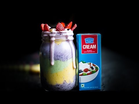 In A Jar - Rainbow Fruit Cream