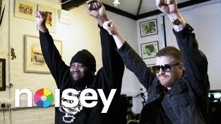 Killer Mike and El-P on Hipsters and Sharkeisha - The People Vs. - Ep. 18