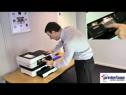 Brother MFC-J6920DW Multifunction Colour A3 Inkjet Printer Review