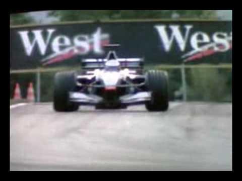 Rare! McLaren MP4 V10 3.0 - Startup Engine Sound F1 ( NO TALKING )
