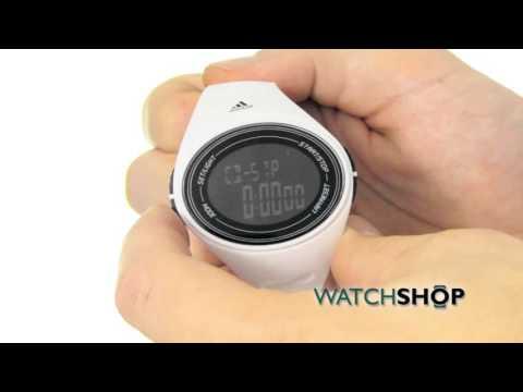 Adidas Performance Men's Alarm Chronograph Watch (ADP6107)