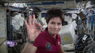 ESA Euronews: Τα εργαστήρια του ISS και η ζωή έξω από τη Γη