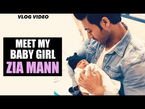 Meet my Baby Girl - Zia Mann (VLOG)