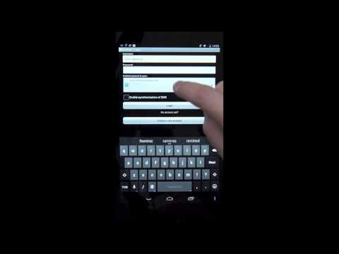 How to transfer contacts from Android Phone to Android Tablet