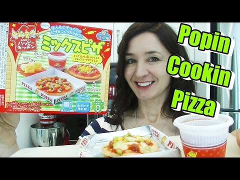 POPIN COOKIN - PIZZA