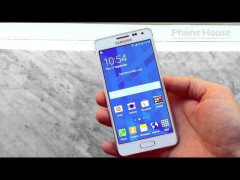 Samsung Galaxy Alpha - bra och dåligt