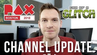 Huge Channel Update - New Son of a Glitch Episodes - PAX East 2018 Panel