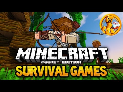 Minecraft PE: Lifeboat Survival Games #2