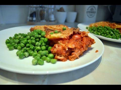 How to make a lentil lasagne (vegetarian, gluten free)