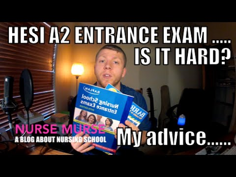 How to study for the HESI A2 Entrance exam? I got a 95%. (advice&tips) What is the Hesi test like?