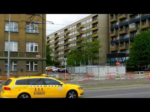 Prague city center to Prague Airport via Metro & Bus