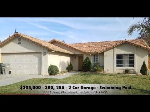 House For Sale - 130 N Santa Clara Ct. Los Banos, CA 93635