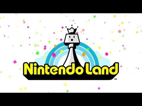 Jingle: Star (Mario Chase) - Nintendo Land - Music