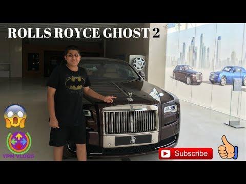 ROLLS ROYCE | GHOST 2 | FULL EXPLORE | SUPERCAR | LUXURY | DELHI | INDIA | 2017 - 2018 |