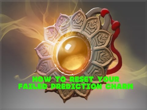 How to Reset your Failed Prediction Gem without CHISEL DOTA2 BUG [FIXED]