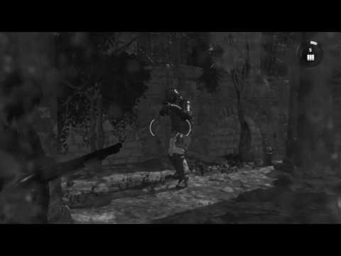 Rise of the Tomb Raider tip to kill enemy behind shield