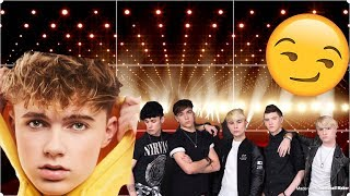 EPIC DANCE OFF WITH HRVY!! 😏💃