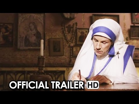 The Letters Official Trailer (2015) - Mother Teresa Drama Movie HD