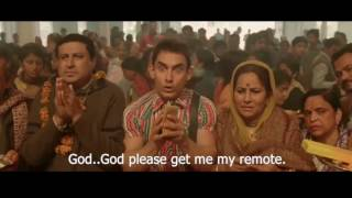 PK _  Funny and interesting scene in mandhar _ English Subtitles