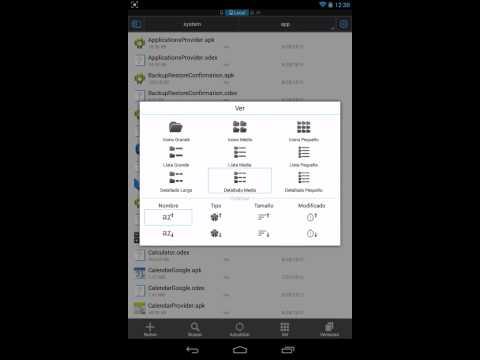 Flash Browser: Navegador con soporte Flash para Android Jelly Bean con o sin ROOT (AOSP Browser)