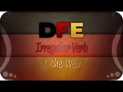 Irregular Verb of the Week: werden (2)