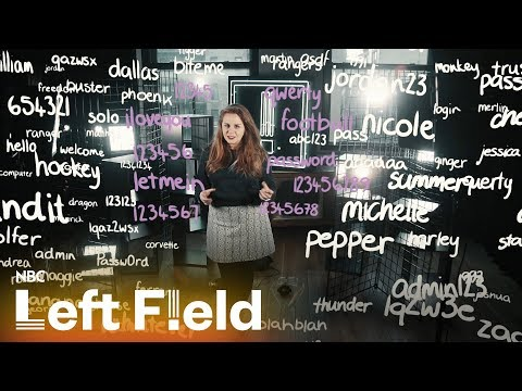 Why Do We Suck at Making Passwords? | NBC Left Field