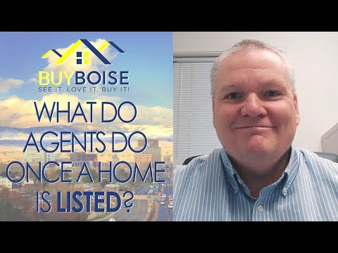 Brent Dildine: What Does an Agent Do Once Your Home Gets Put on the Market?