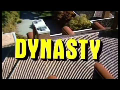 DYNASTY  TV Series 80's