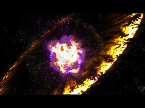 Earth Survived 2 Close Calls With Supernovas - Newsy