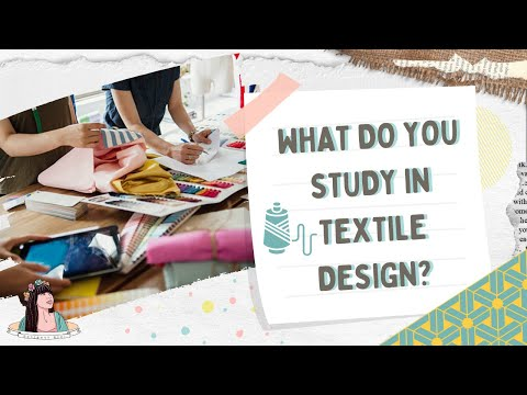 Studying Textile Design in India | Fashion Week With Shivangi