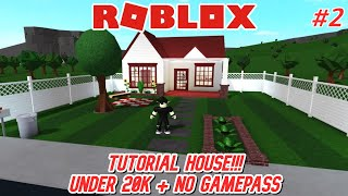How To Make A House In Bloxburg 20k لم يسبق له مثيل الصور Tier3 Xyz