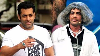 Salman Khan on giving work to Sunil Grover in his new show