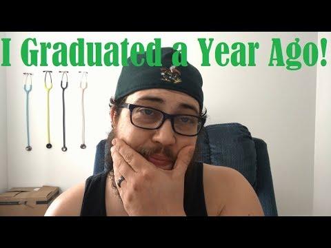 I GRADUATED A YEAR AGO