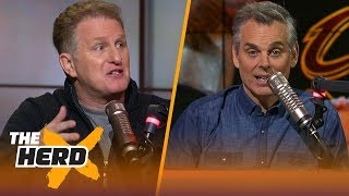 Michael Rapaport had an epic reaction to the end of the Saints-Vikings game | THE HERD