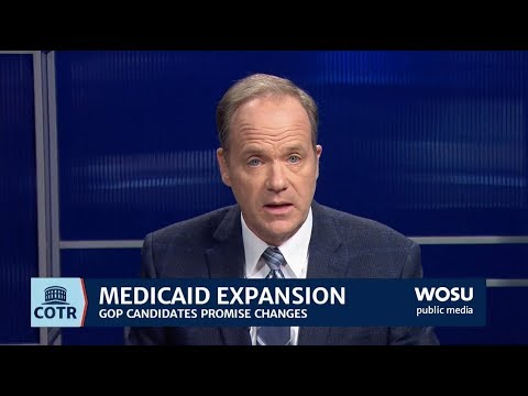 Ohio GOP Governor Candidates Vow To Change Medicaid Expansion