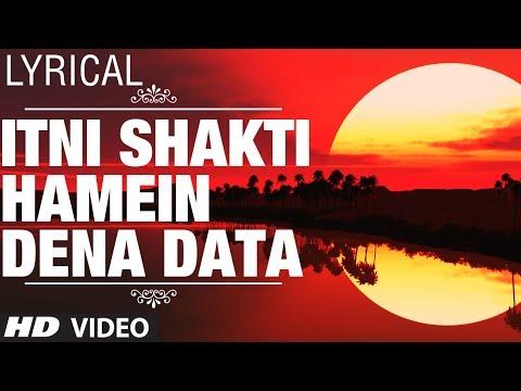 Xxx Mp4 Itni Shakti Hamein Dena Data Full Video With Lyrics Ankush Nana Patekar 3gp Sex
