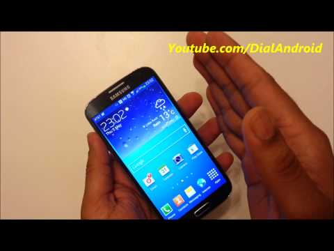 Galaxy S4 Palm Swipe Not working - A Solution