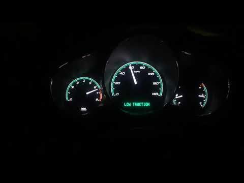2011 Chevrolet Malibu LTZ 3.6L 0-60