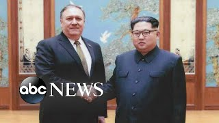 Trump prepares for North Korea summit
