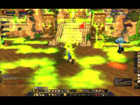 World of Warcraft Public Test Realms 4.1 How to High Priest!