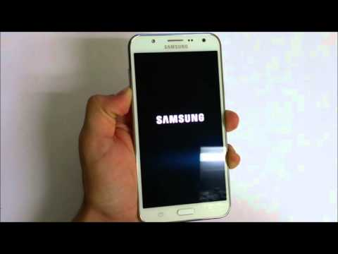 How to get Samsung Galaxy J7 IN & OUT of safe mode